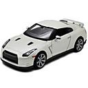 baratos Carros de brinquedo-Carros de Brinquedo Carro de Corrida Brinquedos Brinquedos Metal Peças Unisexo Dom