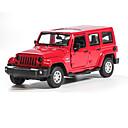 baratos Caminhões de brinquedo e veículos de construção-Carros de Brinquedo SUV Carro Unisexo Para Meninos Para Meninas Brinquedos Dom