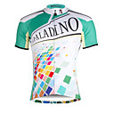 cheap Cycling Jerseys-ILPALADINO Men's Short Sleeve Cycling Jersey Fashion Skull Bike Jersey Top, Quick Dry Ultraviolet Resistant Breathable, Spring Summer Fall, 100% Polyester / Stretchy / Reflective Strips