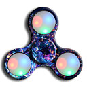 cheap Fidget Spinners-Fidget Spinner Hand Spinner Relieves ADD, ADHD, Anxiety, Autism Office Desk Toys Focus Toy Stress and Anxiety Relief for Killing Time LED