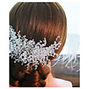 cheap Shower Faucets-Crystal Hair Combs with 1 Wedding / Special Occasion / Outdoor Headpiece