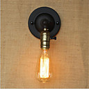 abordables Candelabros-Retro Lámparas de pared Luz de pared 110-120V / 220-240V 40W