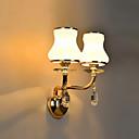 halpa Vanity Lights-Moderni/nykyaikainen LED-seinävalaisimet Käyttötarkoitus Metalli Wall Light 110-120V 220-240V 5W