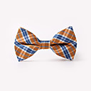 cheap Men's Accessories-Grid tie PB14001 Polyester Silk Jacquard Is Men's Clothing Business