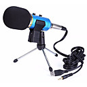 cheap Microphones-3.5mm Microphone Wired Condenser Microphone Handheld Microphone For Computer Microphone