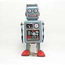 olcso Felhúzható játékok-Robot / Felhúzós játék Gép / Robot Fémes / Vas Anime 1 pcs Darabok Gyermek Ajándék