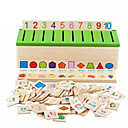 cheap DIY Toys-Educational Flash Card Math Toy Educational Toy 1 pcs Classic Boys' Girls' Toy Gift
