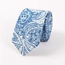 cheap Stuffed Animals-Men's Cotton Rayon Necktie Print