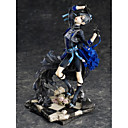 halpa Anime-figuurit-Anime Toimintahahmot Innoittamana Black Butler Ciel Phantomhive PVC 18 cm CM Malli lelut Doll Toy Miesten Naisten