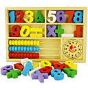 cheap Math Toys-Building Blocks Toy Abacus Math Toy Eco-friendly Classic Boys' Girls' Toy Gift