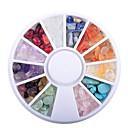baratos Braceletes-1 pcs Jóias de Unhas arte de unha Manicure e pedicure Diário Neon & Bright / Fashion / Jóias de unha
