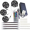 cheap Television & Computer Monitor-20m Light Sets 600 LEDs 5050 SMD RGB 100-240 V / IP44
