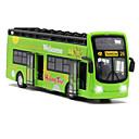 povoljno Automobili igračaka-Igračke auti Autobus Autobus Klasični simuliranje Glazba i svjetlo Klasik Uniseks Dječaci Djevojčice Igračke za kućne ljubimce Poklon