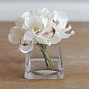 cheap Artificial Flower-Artificial Flowers 6 Branch Contemporary / Modern Plants Tabletop Flower