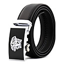 cheap Men's Athletic Shoes-Men's Work / Belt / Wedding Waist Belt - Solid Colored Animal Pattern
