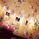 baratos Suporte para Lembrancinhas-Luzes LED Cordão / Metal / Polietileno Decorações do casamento Casamento / Festa / Ocasião Especial Tema Clássico Todas as Estações