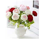 baratos Flor artificiali-Flores artificiais 1 Ramo Estilo Europeu Peônias Flor de Mesa