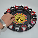 cheap Smartwatches-Board Game Bar Articles Russian Turntable Plastics Glass Pieces Boys' Kid's Adults' Gift