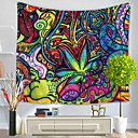 cheap Abstract Paintings-Wall Decor 100% Polyester Modern Wall Art,Wall Tapestries of 1