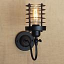 olcso Fali rögzítők-Vintage Ország Fali lámpák Kompatibilitás Fém falikar 110-120 V 220-240 V 40W