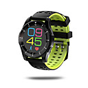 cheap Phones & Electronics-Smartwatch GS8 for iOS / Android Touch Screen / Heart Rate Monitor / Calories Burned Pedometer / Sleep Tracker / Stopwatch / Alarm Clock