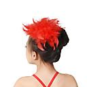 baratos Acessórios de Dança-Acessórios de Dança / Balé Decoração de Cabelo Treino Penas Penas / Pêlo / Espetáculo