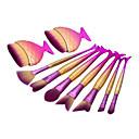 preiswerte Make-up-Pinsel-Sets-9pcs Makeup Bürsten Professional Bürsten-Satz- Künstliches Haar / Kunstfaser Pinsel Moderne / Elegant & Luxuriös