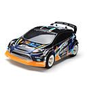 baratos Carros Controle Remoto-Carro com CR WLtoys A242 2.4G Jipe (Fora de Estrada) / Carro / Drift Car 1:24 Electrico Escovado 35 km/h KM / H Controlo Remoto / Recarregável / Elétrico