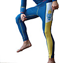 cheap Wetsuits, Diving Suits & Rash Guard Shirts-SABOLAY Men's Dive Skin Leggings Boating, Ultraviolet Resistant Elastane / Terylene Long Sleeve Swimwear Beach Wear Bottoms Special Design Swimming