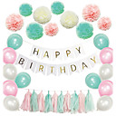 cheap Wedding Decorations-Wedding / Anniversary / Birthday / New Baby / Ceremony / Birthday Party / Wedding Party Latex 100% virgin pulp Mixed Material Wedding
