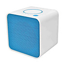 cheap Speakers-Wireless Portable Bluetooth Speaker Mini Apple Small Cube Multi-function TF FM Radio Speaker Handsfree with Microphone Player