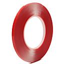 preiswerte Schmuckset-10mm x 10m Marke stark super doppelseitig klar transparent Acryl Schaum Klebeband doppelseitig Acryl Schaumstoffband