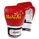 cheap Boxing Gloves-Boxing Bag Gloves / Pro Boxing Gloves / Boxing Training Gloves for Boxing / Martial art / Mixed Martial Arts (MMA) Mittens Adjustable / Wearproof / Protective PU(Polyurethane) / EVA / High-Density