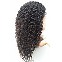 cheap Kitchen Cleaning Supplies-Human Hair Full Lace Wig Afro Wig 130% Natural Hairline / African American Wig / 100% Hand Tied Women's Medium Length / Long Human Hair Lace Wig