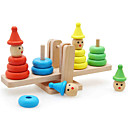 cheap DIY Toys-Building Blocks Stacking Game Tower Classic Cool Boys' Girls' Toy Gift