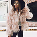 cheap Wedding Wraps-Faux Fur Wedding / Party / Evening Women's Wrap With Coats / Jackets