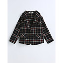 preiswerte Jacken & Mäntel für Jungen-Baby Jungen Verziert Langarm Baumwolle Anzug & Blazer