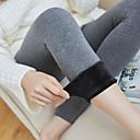 cheap Men's Necklaces-Women's Medium Pantyhose, Cotton Nylon Solid 1pc Black Dark Gray Gray Light gray