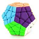 baratos Cubos de Rubik-Rubik's Cube MegaMinx Cubo Macio de Velocidade Cubos mágicos Brinquedo Educativo Antiestresse Cubo Mágico Adesivo Liso Concorrência Dom