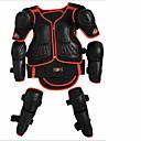 baratos Equipamentos de Proteção-Jaqueta Equipamento de proteção de motocicleta Todos Adolescente ABS Respirável Alta qualidade