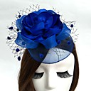 cheap Necklaces-Net Fascinators / Hats / Birdcage Veils with 1 Wedding / Special Occasion Headpiece