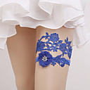 cheap Wedding Garters-Elastic Leg Warmers / Party / Wedding Wedding Garter With Flower Garters