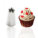 cheap Bakeware-Bakeware tools Stainless Steel + A Grade ABS Everyday Use Cake Molds 1pc
