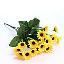 Недорогие Искусственные цвет-Искусственные Цветы 1 Филиал Пастораль Стиль Pастений Букеты на стол
