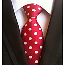 cheap Men's Accessories-Men's Work Basic Necktie - Polka Dot