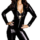 cheap Sexy Uniforms-Women's Animal Sex Zentai Suits Cosplay Costume Catsuit Solid Colored Leotard / Onesie