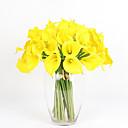 olcso Nyaralás Felei-Művirágok 10 Ág Kortárs / Modern Növények Asztali virág