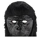 preiswerte Feiertagsmasken-Halloween-Masken Tiermaske Affe Zum Gruseln Kleben Gummi Stücke Unisex Erwachsene Geschenk