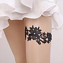 cheap Wedding Garters-Elastic Wedding Garter with Pearl Wedding AccessoriesClassic Elegant Style