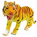 olcso Állat akcióhősök-Állatok cselekvési számok Ló Oroszlán Tigris tettetés Szilikongumi Tini Fiú Lány Játékok Ajándék